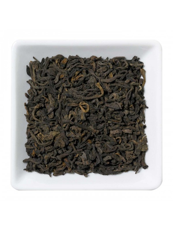 Chá preto China Pu Erh