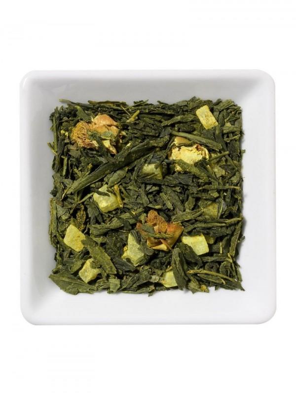 Sweet Curcuma Chá verde...