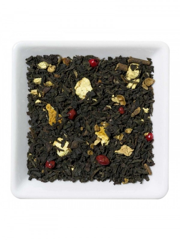 Masala Chai- Chá preto...